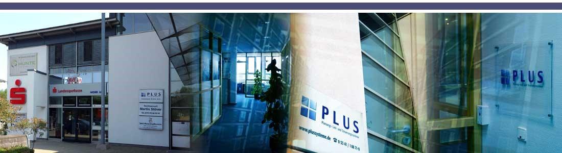 PLUS Planungs- Leit- und Steuerungssysteme GmbH